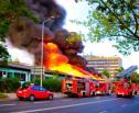 Obrazek do artykułu: Bieruń: pożar w budynku kopalni