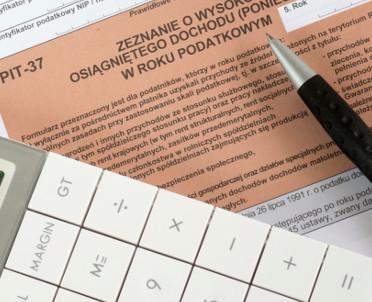 articleImage: Roczne zeznanie PIT wypełni za podatnika urząd skarbowy