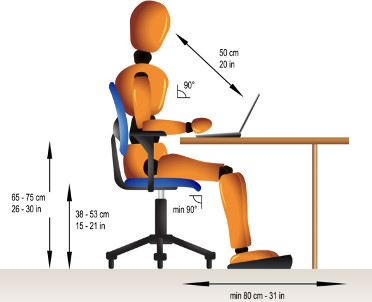 articleImage: Coraz więcej pracowników wybiera pracę stojąco-siedzącą