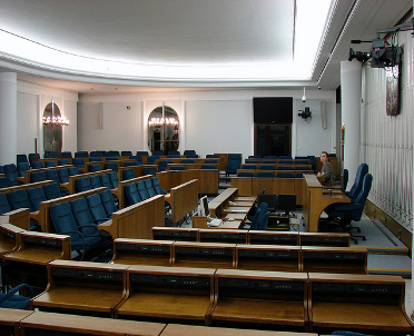 articleImage: Senat zajmie się kodeksem karnym
