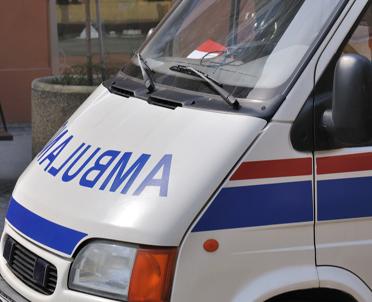 articleImage: Gaz gnilny przyczyną zatrucia elektryków w centrum Poznania