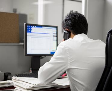 articleImage: BHP przy pracach administracyjno-biurowych