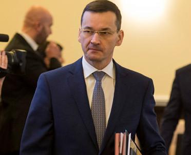 articleImage: Morawiecki: polityka klimatyczna UE uderza w polski przemysł