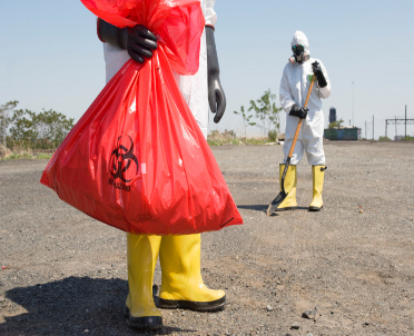 articleImage: Powstaną przepisy mające ułatwiać usuwanie niebezpiecznych odpadów przemysłowych