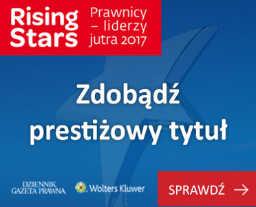 articleImage: Rising Stars Prawnicy - liderzy jutra 2017