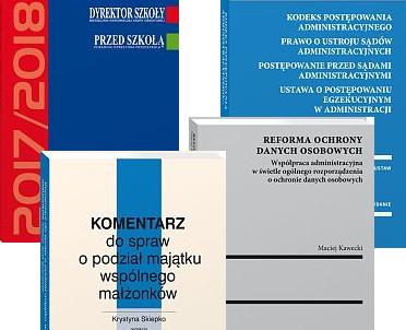 articleImage: Bestsellery sierpnia 2017 w księgarni profinfo.pl