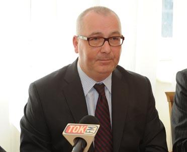 articleImage: Marek Furtek nagrodzony za sprawne działanie Sądu Arbitrażowego