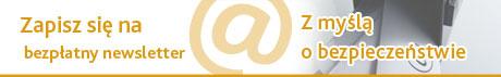 Zapisz się na bezpłatny Newsletter BHP