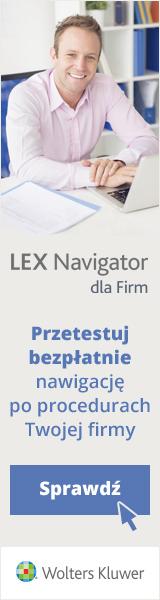 Lex Navigator dla firm