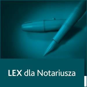LEX dla Notariusza