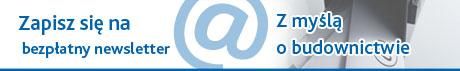 Zapisz się na bezpłatny Newsletter Prawa Budowlanego