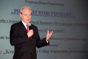I Forum Funduszy Europejskich - 9 maja 2008 r.
