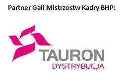 Partner Gali Mistrzostw Kadry BHP 2015