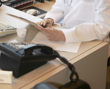articleImage: Sosnowiec: lekarz zmarł podczas dyżuru w szpitalu