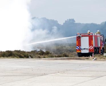 articleImage: Podlaskie: 60 godzin trwało gaszenie pożaru hałdy śmieci