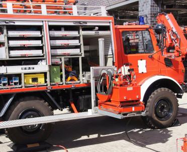 articleImage: CBA na tropie nadużyć przy przetargu na siedzibę straży pożarnej w Mysłowicach