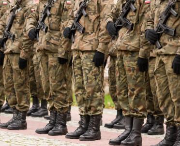 articleImage: Szef MON: do żołnierzy trafia broń z polskiej fabryki