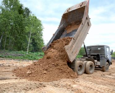 articleImage: Czy jest możliwość wywiezienia piasku ze swojej działki?
