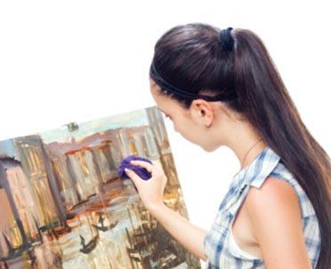 articleImage: Lekcję w szkole artystycznej poprowadzi tylko specjalista