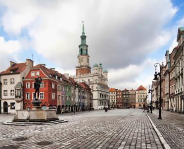 articleImage: Poznańska starówka ma się stać Parkiem Kulturowym Stare Miasto