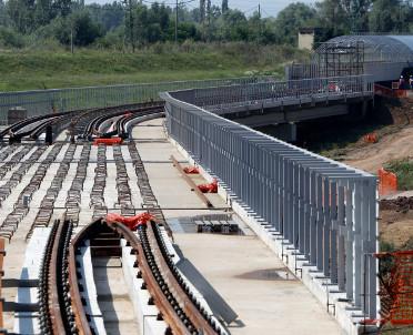 articleImage: Budowanie w sąsiedztwie linii kolejowych podlega ograniczeniom