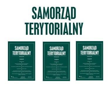 articleImage: Samorząd Terytorialny