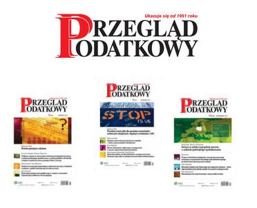articleImage: Przegląd Podatkowy udostępnia darmowe artykuły