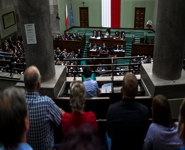 articleImage: Sejm rozpoczął prace nad budżetem na 2018 r.