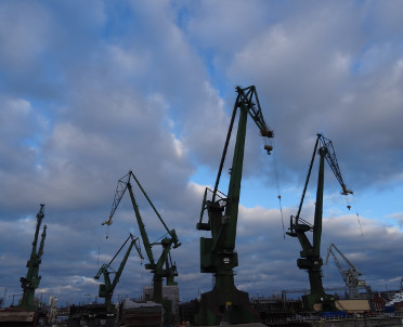 articleImage: Gdańsk: dziewięciu chętnych w przetargu na przebudowę dwóch nabrzeży w Porcie