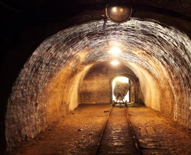 articleImage: Polkowice: samoistny wstrząs górotworu w kopalni Rudna