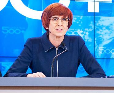 articleImage: Minister Rafalska: samorządy odgrywają olbrzymią rolę w realizacji polityki społecznej państwa