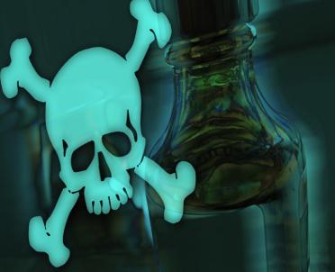 articleImage: Osoba poparzona chemikaliami w Myszkowie