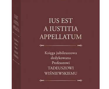 articleImage: Tadeusz Wiśniewski - 45 lat pracy w sądownictwie i 25 lat orzekania w Sądzie Najwyższym