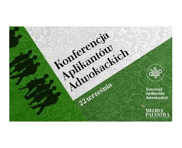 articleImage: III Ogólnopolska Konferencja Aplikantów Adwokackich