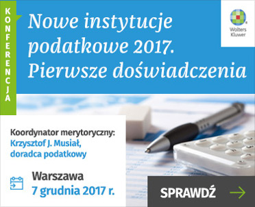 articleImage: Nowe instytucje podatkowe 2017. Pierwsze doświadczenia