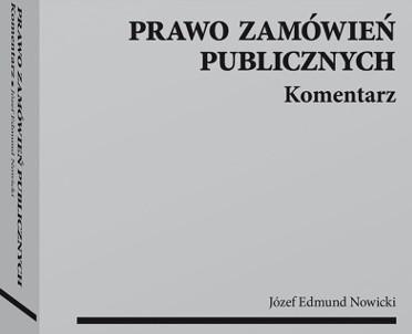 articleImage: Prawo zamówień publicznych. Komentarz [Książka tygodnia]