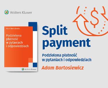 articleImage: Split payment - podzielona płatność. Pytania i odpowiedzi. [Książka tygodnia]