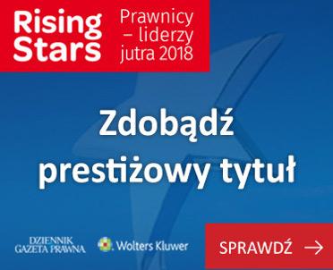 articleImage: Rising Stars - startuje nowa edycja konkursu na prawników - liderów jutra