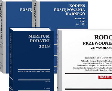 articleImage: Bestsellery lipca 2018 w księgarni profinfo.pl
