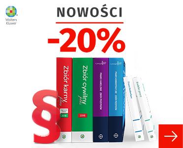 articleImage: Nowe kodeksy już w sprzedaży!