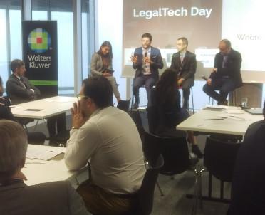 articleImage: Wolters Kluwer Polska współpracował przy organizacji LegalTech Day