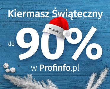 articleImage: Trwa Kiermasz Świąteczny w Księgarni Profinfo.pl