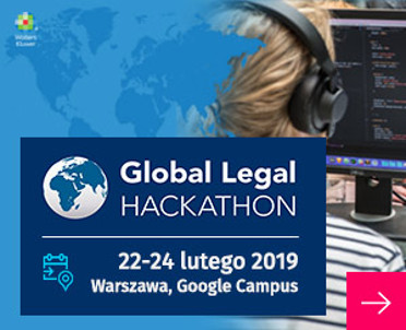 articleImage: Wolters Kluwer Polska ponownie gospodarzem Global Legal Hackathon
