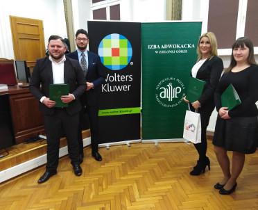 articleImage: Znamy wyniki konkursu krasomówczego dla aplikantów adwokackich, który zorganizowała ORA w Zielonej Górze