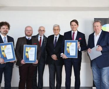 articleImage: Nagroda główna Przeglądu Sądowego ex aequo dla dwóch publikacji Wolters Kluwer Polska