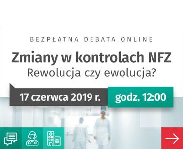 articleImage: Wolters Kluwer Polska zaprasza do oglądania debaty o zmianach w kontrolach NFZ