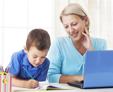 articleImage: RPD: dzieci mają za dużo prac domowych