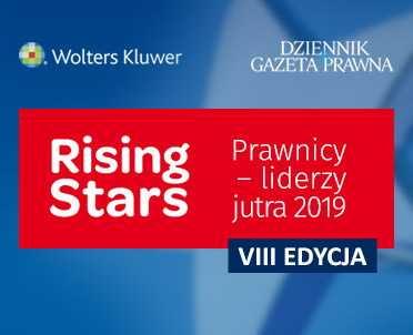 articleImage: 35 prawników walczy o tytuł w konkursie Rising Stars - Prawnicy liderzy jutra 2019