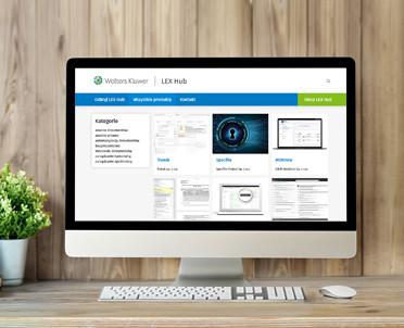 articleImage: LEX Hub: wystartował nowy ekosystem prawno-technologiczny Wolters Kluwer