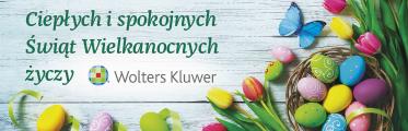 Wielkanocne życzenia od Wolters Kluwer Polska